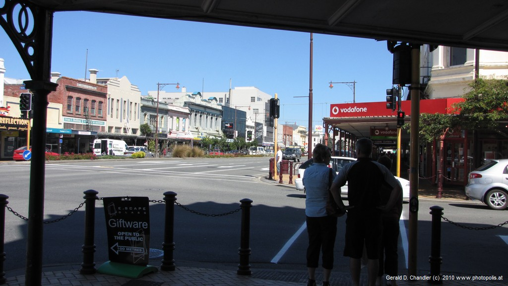 Invercargill Downtown